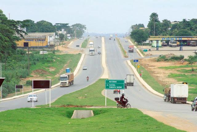 Com 38 anos de história, em plaeno desenvolvimento, Ji-Paraná aproxima-se de 150 mil habitantes
