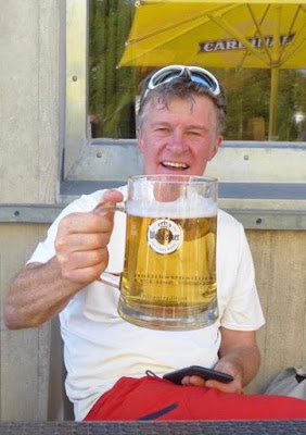 Big routes need big beers