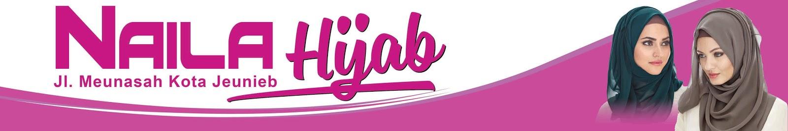 Contoh Desain Spanduk Nama Toko Hijab Dan Fasion Abad29studio