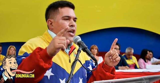 Maduro botó a Jacqueline Faría y puso a otro espantapájaros en su lugar