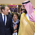 'Opportunistic' Macron on a mission to restore France's lost Middle East clout