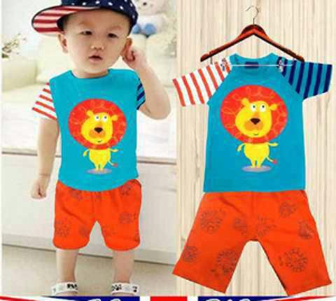 gambar baju anak laki-laki umur 2 tahun