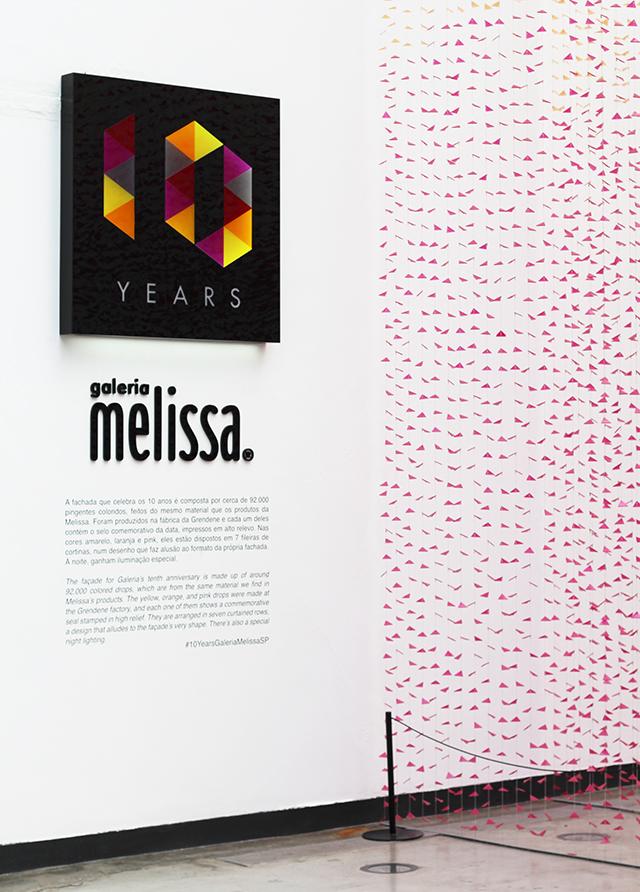 loja Melissa Oscar Freire