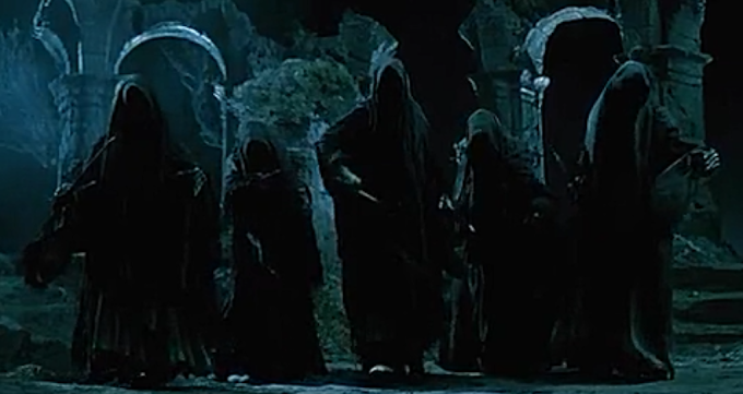 Lord of the Rings Series: Ke Mana Nazgul Setelah Sauron Kalah