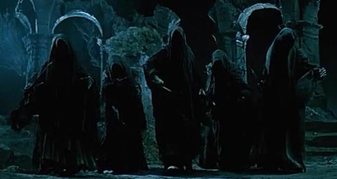 Lord of the Rings Series: Ke Mana Nazgul Setelah Sauron Kalah
