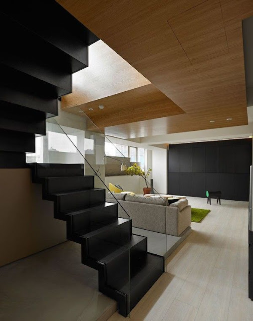 design for staircase railing