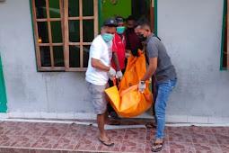 Sesosok Mayat Pria Ditemukan di Rumah Kos Samping Water Park Cycloop Sentani