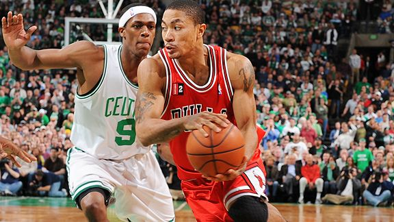 2b2bf0a6fab2 Would Rajon Rondo play if he was in Derrick Rose s shoes  Vote in the poll.