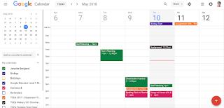 cara membuat jadwal di google calendar