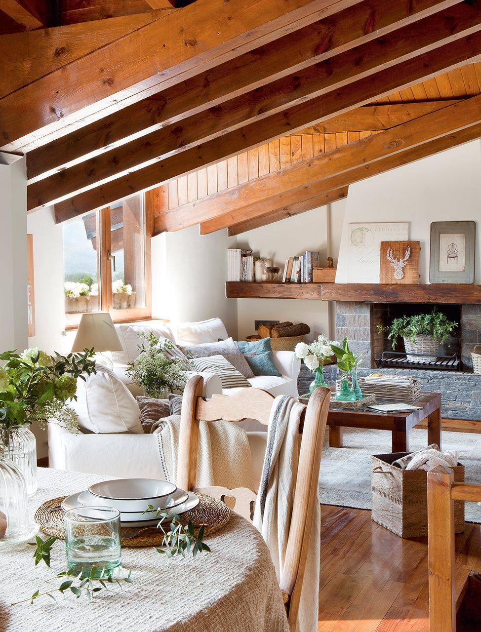 Rustic ic ntr o frumoas caban la munte jurnal de for El mueble casas rusticas