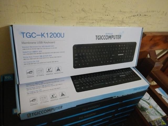 Bàn Phím Hàn Quốc TGC K12000U