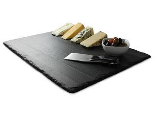 slate cheese plate