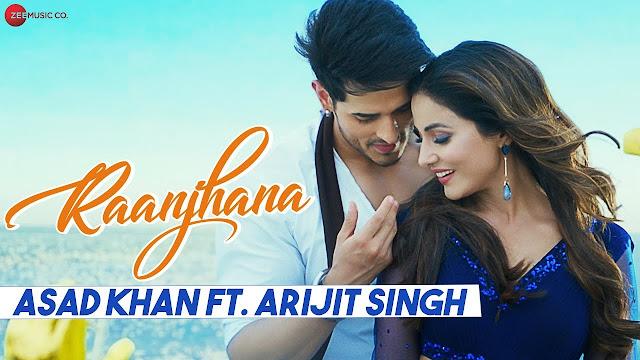 Raanjhanaa Lyrics in Hindi