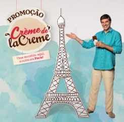 Cadastrar Promoção Chocolate Creme de laCreme Cacau Show 2018