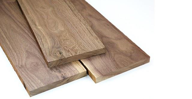 Bảng giá gỗ óc chó bào 2 mặt