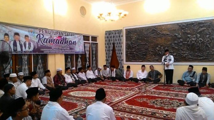 Wabup Ami Taher Tutup Safari Ramadhan Pemkab Kerinci Tahun 1440 H