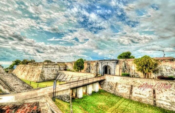 Benteng Malborough, benteng-malborough, sejarah benteng malborough, Tapak Tilas Sejarah Benteng Malborough