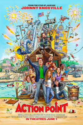 Action Point [2018] [DVD] [R1] [NTSC] [Latino]