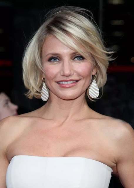 Cameron Diaz Medium Blonde Hair