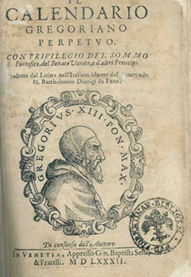 Climbing My Family Tree: Cover of Pope Gregory's Papal Bull, in the Public Domain