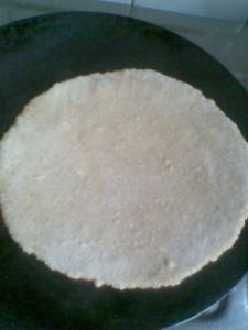 how to make roti