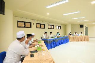 Rapat Koordinasi Badan Pengelola Masjid Baitul Izzah Islamic Center