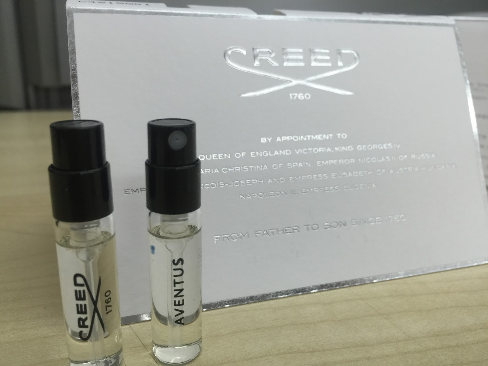 Creed Fragrances Malaysia Wts Creed Aventus For Men 2 5ml