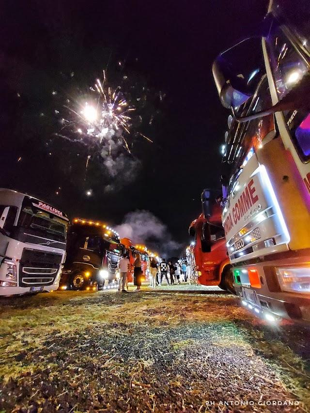 """Torna """"Truck in Sud - lo Show dei Motori"""""""