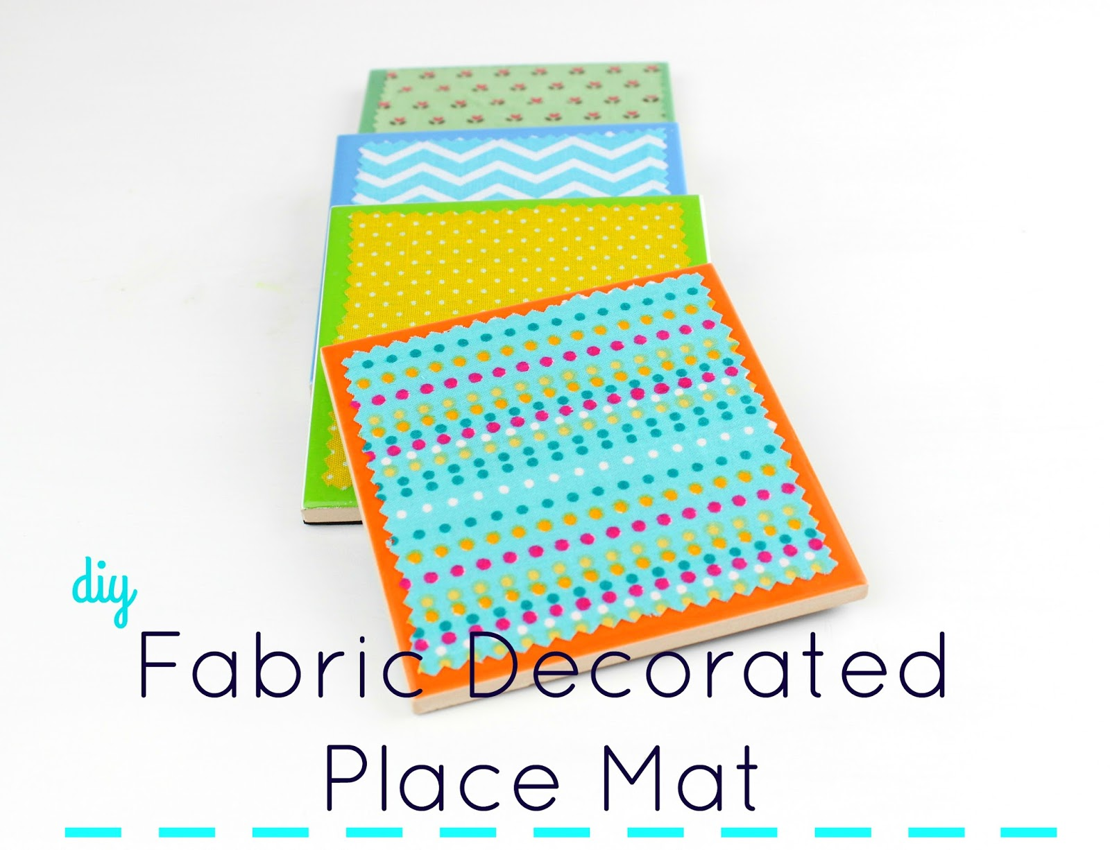 Diy Fabric Decorated Place Mat!!!  a406e596ebb
