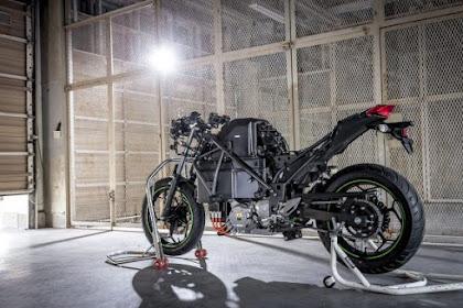 Fakta Menarik Seputar Kawasaki EV (Electric Vehicle) Yang Sedang Dikembangkan