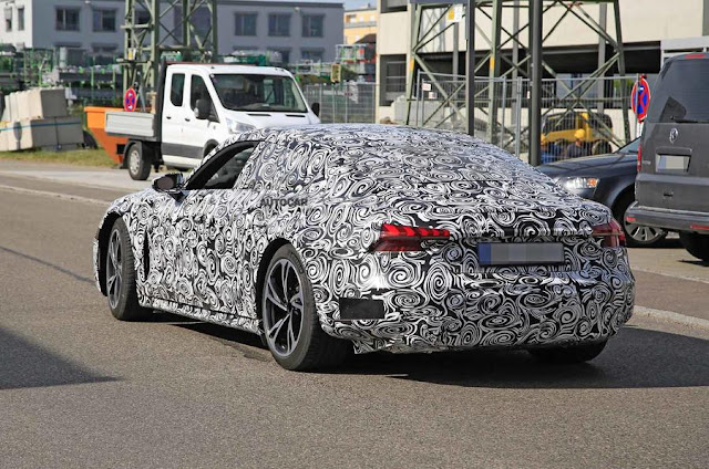 New Audi E-tron GT: Porsche Taycan sibling seen ahead of LA debut