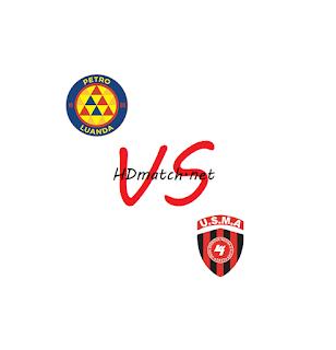 مباراة إتحاد الجزائر وبيترو أتلتيكو بث مباشر مشاهدة اون لاين اليوم 31-1-2020 بث مباشر دوري أبطال أفريقيا union sportive alger vs petro atletico de luanda