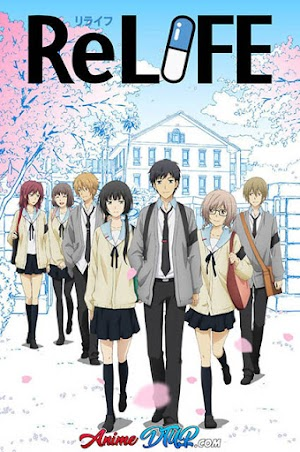 ReLIFE (13/13) [Cast/Ing/Jap+Sub] [BDrip 1080p]