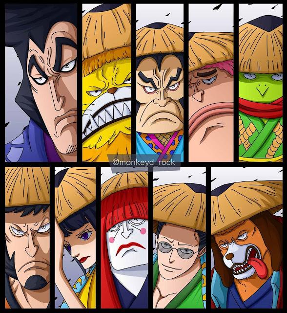 Spoiler One Piece 971