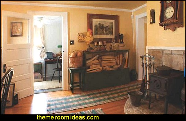 Colonial farmhouse decorating ideas farmhouse rustic style living room decorating farmhouse