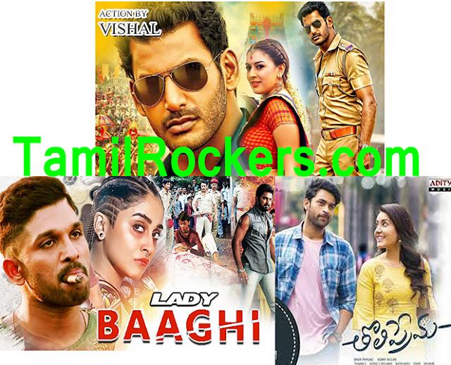 TamilRockers 2019 - Download Latest Hindi, Tamil, Telugu, Malayalam, Dubbed Movies Leaked