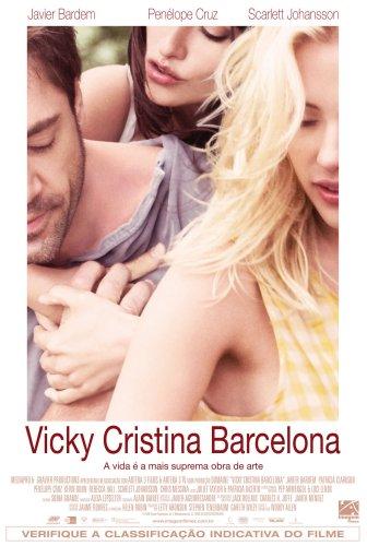 Sessão Pipoca: filmes para se apaixonar por Barcelona - Vicky Cristina Barcelona