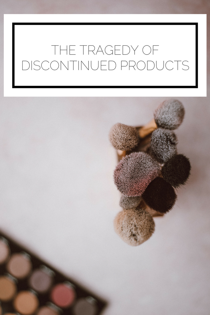 Click to read now or pin to save for later! What do you do when your favorite product is discontinued? This is a reality I wish you will never have to face