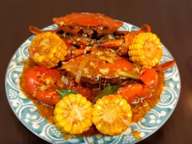 Makanan Enak Untuk Mengisi Hari Libur Kepiting Saus Padang Berikut Resep Kepiting Saus Padang Ala Restoran Kupasonline Com