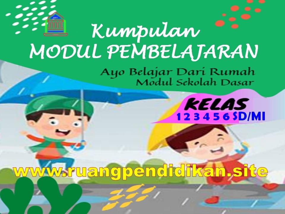 Modul BDR Tematik Kota Semarang