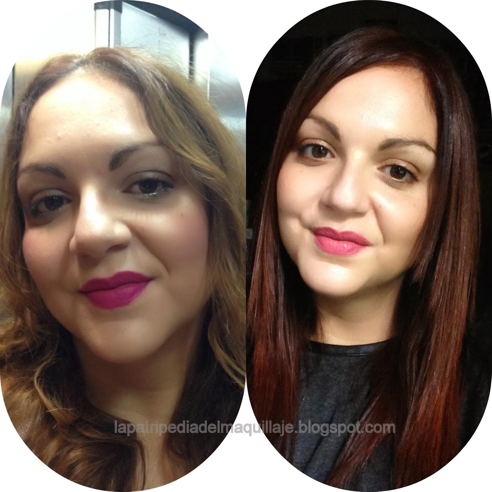 f7814d17fc LOOK Mi cambio de look cabello Octubre 2013 - La Patripedia del ...