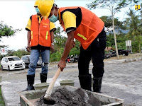 Dukung Pengembangan SDM Konstruksi, Kementerian PUPR Sertifikasi Pekerja Bangunan Program Sarhunta