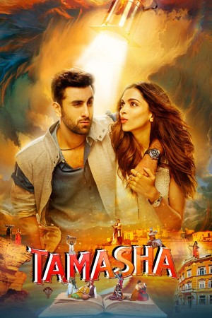 Download Tamasha (2015) Hindi Movie 480p   720p BluRay 450MB   1.2GB
