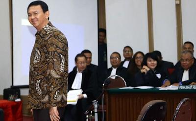 Majlis Hakim Kasus Penistaan Agama Oleh Ahok Batasi Durasi Sidang, Ini Alasannya