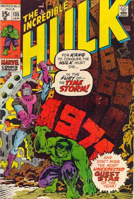 Incredible Hulk #135, Kang the Conqueror