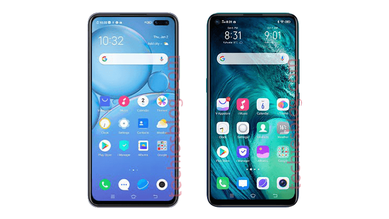 A new version of Vivo V19 is coming, Y50 leaks as well