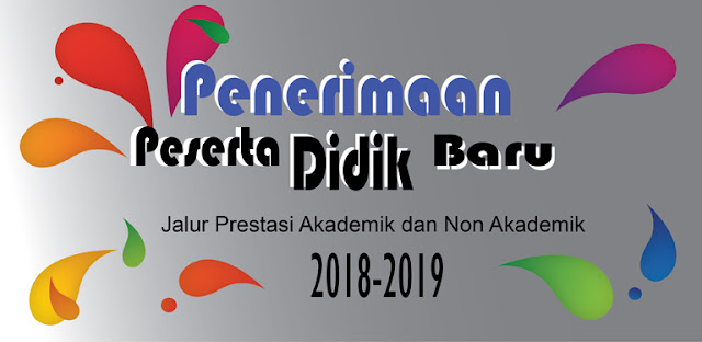 Program Kerja Panitia PPDB Tahun 2018 TK, SD, SMP, SMA, SMK