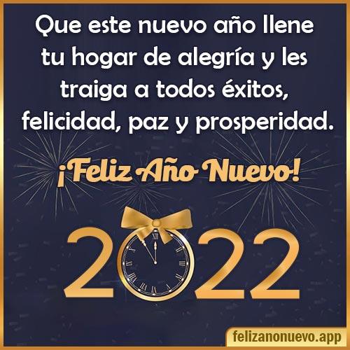 deseos feliz año nuevo