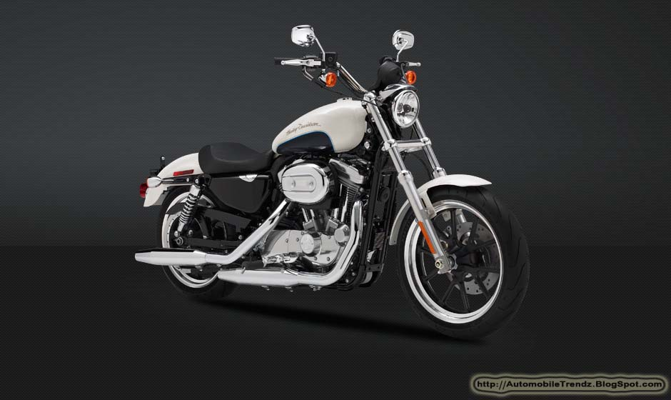 automobile trendz harley davidson sportster superlow wallpapers. Black Bedroom Furniture Sets. Home Design Ideas