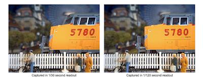 سوني تطور مستشعر لكاميرات الهواتف الذكية بسرعة 1000 إطار في الثانية